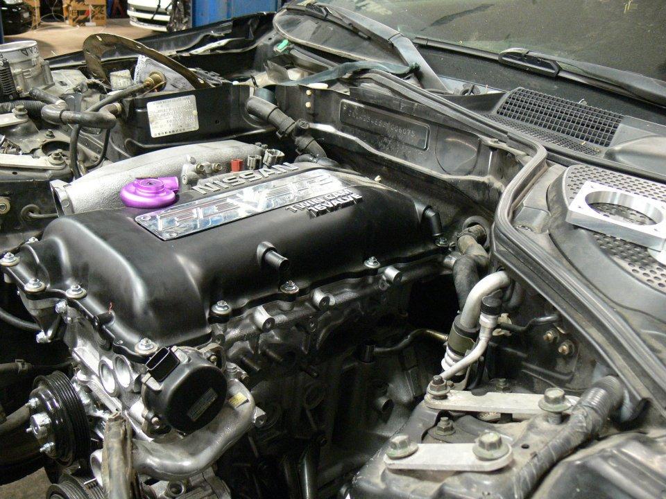Z Fever / Fever Racing - SR20DET-350Z